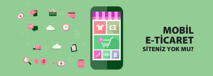 Mobil Uyumlu E-Ticaret Sitesi