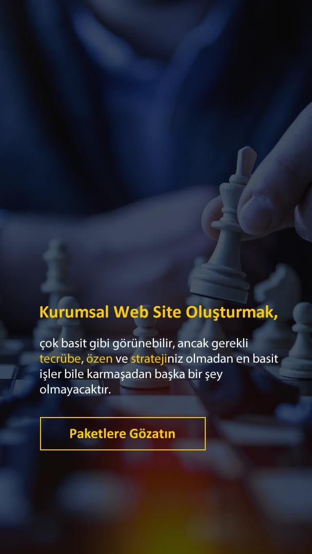 Kurumsal Websitesi Yaptırmak