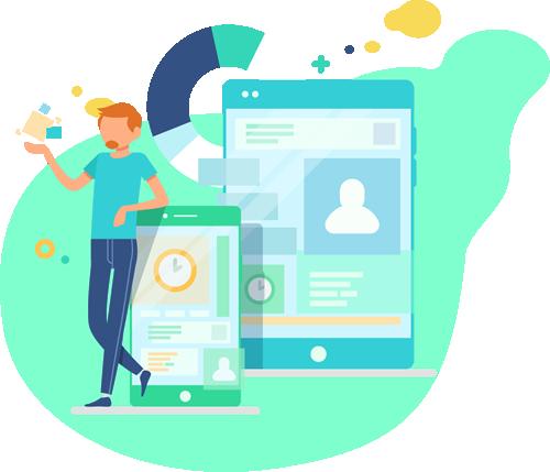 Mobil E-Ticaret Sitesi